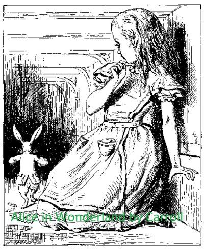 Alices Adventures in Wonderland Illustrated