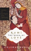 Rumi: The Book of Love - Coleman Barks Cover Art