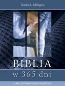 Gordon L. Addington - Biblia w 365 dni. Plan czytania Pisma Świętego artwork