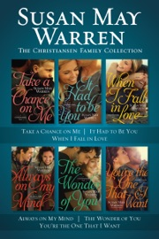 THE CHRISTIANSEN FAMILY COLLECTION: TAKE A CHANCE ON ME / IT HAD TO BE YOU / WHEN I FALL IN LOVE / ALWAYS ON MY MIND / THE WONDER OF YOU / YOURE THE ONE THAT I WANT