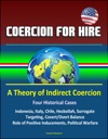 Coercion For Hire A Theory Of Indirect Coercion - Four Historical Cases Indonesia Italy Chile Hezbollah Surrogate Targeting CovertOvert Balance Role Of Positive Inducements Political Warfare