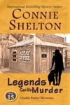 Legends Can Be Murder Charlie Parker Mystery 15