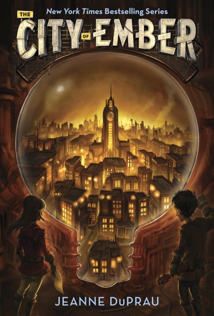 city of ember book reveiw