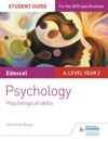 Edexcel A-level Psychology Student Guide 4 Psychological Skills