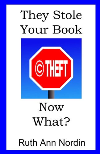 They Stole Your Book Now What