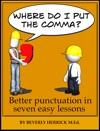 Where Do I Put The Comma