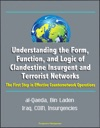 Understanding The Form Function And Logic Of Clandestine Insurgent And Terrorist Networks The First Step In Effective Counternetwork Operations - Al-Qaeda Bin Laden Iraq COIN Insurgencies