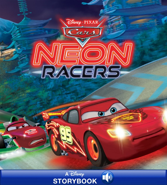cars neon racers