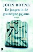 John Boyne - De jongen in de gestreepte pyjama kunstwerk