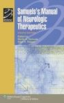Samuelss Manual Of Neurologic Therapeutics Eighth Edition