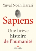 Yuval Noah Harari & Pierre-Emmanuel Dauzat - Sapiens illustration