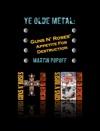 Ye Olde Metal Guns N Roses Appetite For Destruction