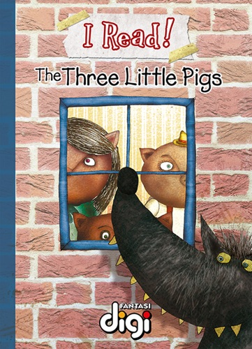 I Read The Three Little Pigs