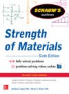 Schaums Outline Of Strength Of Materials 6th Edition Enhanced Edition