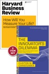 The Innovators Dilemma With Award-Winning Harvard Business Review Article How Will You Measure Your Life 2 Items