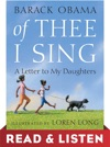 Of Thee I Sing Read  Listen Edition