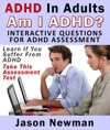 ADHD In Adults Am I ADHD Interactive Questions For ADHD Assessment