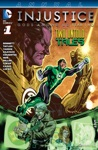 Injustice Gods Among Us Year Two Annual 2014- 1