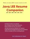 JavaJEE Resume Companion