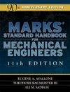 Marks Standard Handbook For Mechanical Engineers Eleventh Edition