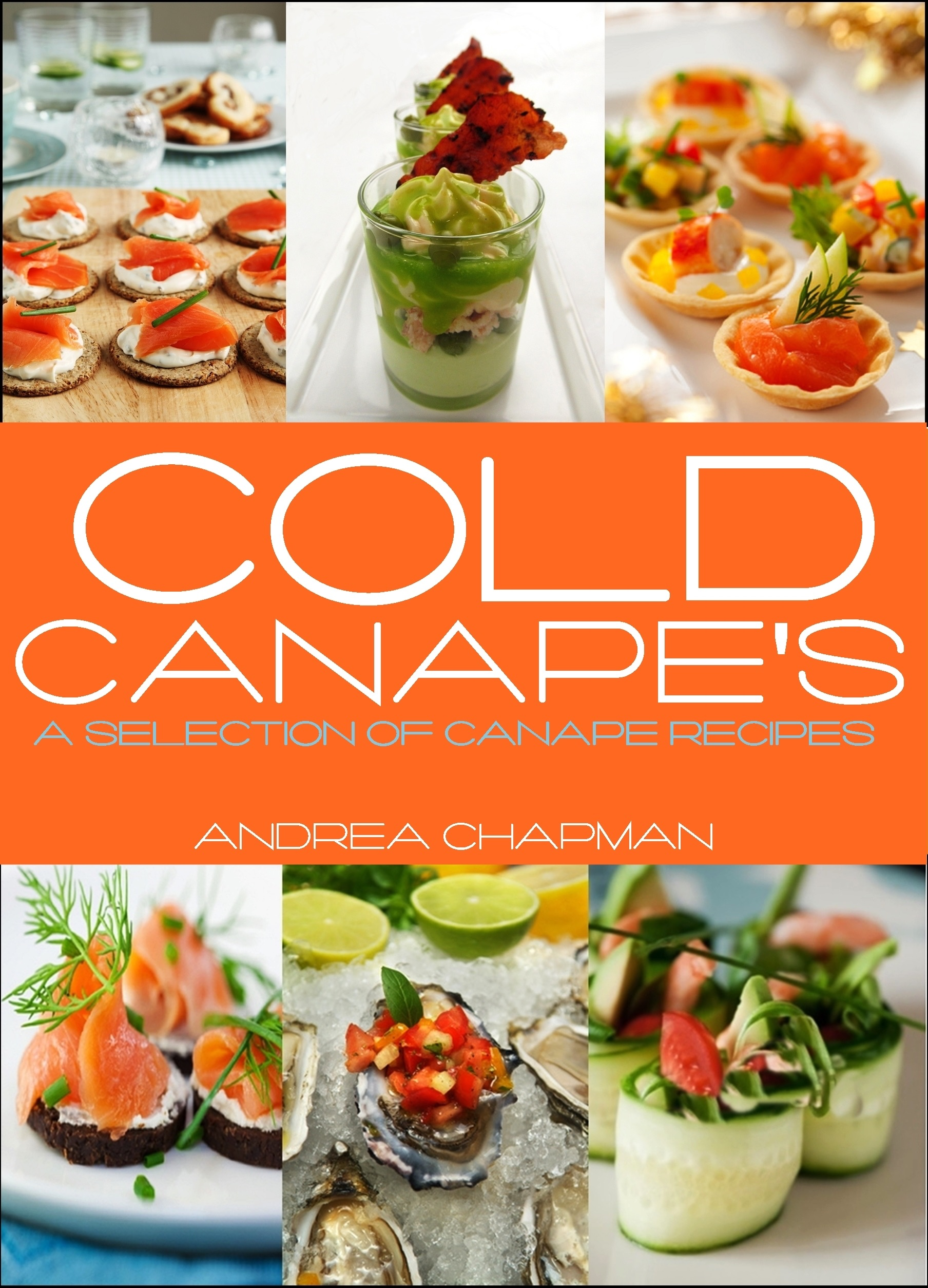 for Cold canapes