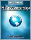 Macroeconomics The Macroeconomic Goals