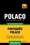 Vocabulrio Portugus-Polaco 7000 Palavras Mais Teis