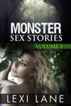 Monster Sex Stories Complete Paranormal Sex Collection