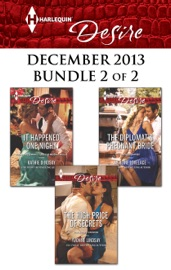 HARLEQUIN DESIRE DECEMBER 2013 - BUNDLE 2 OF 2