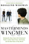 Masterminds and Wingmen - Rosalind Wiseman Cover Art