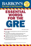 Essential Words For The GRE 3rd Edition