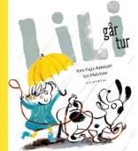 Kim Fupz Aakeson & Siri Melchior - Lili går tur - Lyt&læs artwork