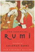The Essential Rumi - reissue - Coleman Barks Cover Art
