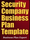 Security Company Business Plan Template Including 6 Special Bonuses