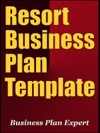 Resort Business Plan Template Including 6 Special Bonuses