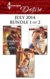 HARLEQUIN DESIRE JULY 2014 - BUNDLE 1 OF 2