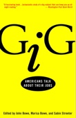 Gig - John Bowe, Marisa Bowe & Sabin Streeter Cover Art