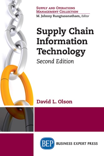 Supply Chain Information Technology Second Edition
