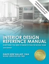 Interior Design Reference Manual Sixth Edition