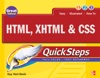 HTML XHTML  CSS QuickSteps