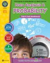 Data Analysis  Probability - Task  Drill Sheets Gr 6-8