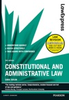 Law Express Constitutional And Administrative Law 4th Edn