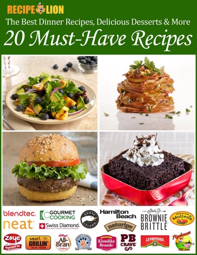 The Best Dinner Recipes Delicious Desserts  More 20 Must-Have Recipes