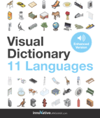 Visual Dictionary - 11 Languages (Enhanced Version)