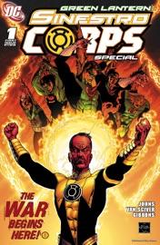 GREEN LANTERN: SINESTRO CORPS WAR SPECIAL (2010-) #1