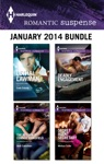 Harlequin Romantic Suspense January 2014 Bundle