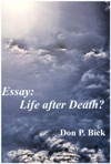 Essay Life After Death