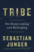 Tribe - Sebastian Junger Cover Art