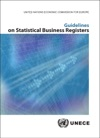Guidelines On Statistical Business Registers