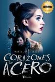 Maria José Tirado - Corazones de acero portada